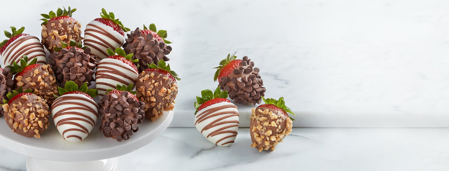 Get Down To Business Gifting with Dipped Berries